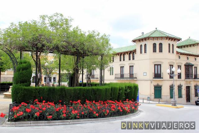Plaza de la Fuente Nueva