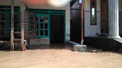Banjir Rendam Sejumlah Desa di Jombang
