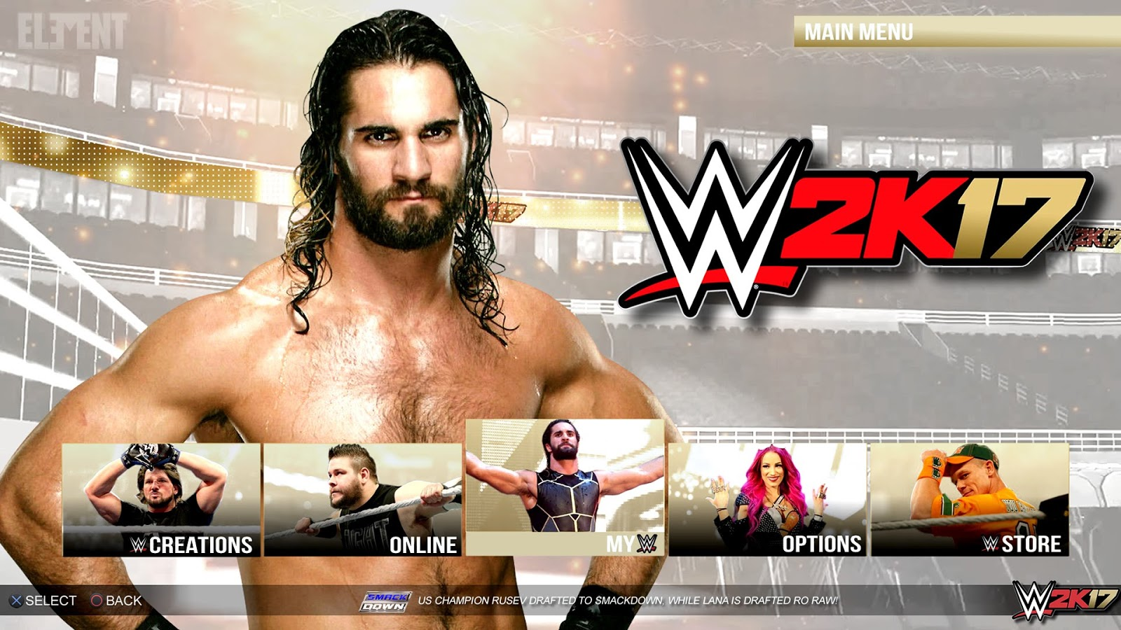 Wwe 2k 17 download | WWE 2k17 Game APK + DATA Download For Android