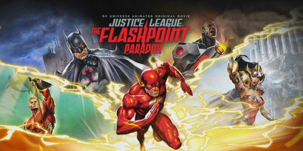 Image result for flashpoint paradox