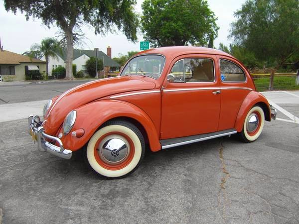 VW Oval Window