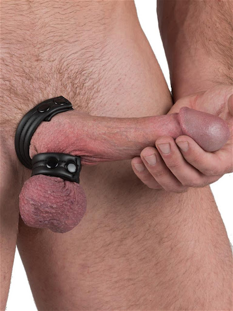 665 Leather Neo Flex Cock And 1 Inch Ball Strap Gayrado Online Shop