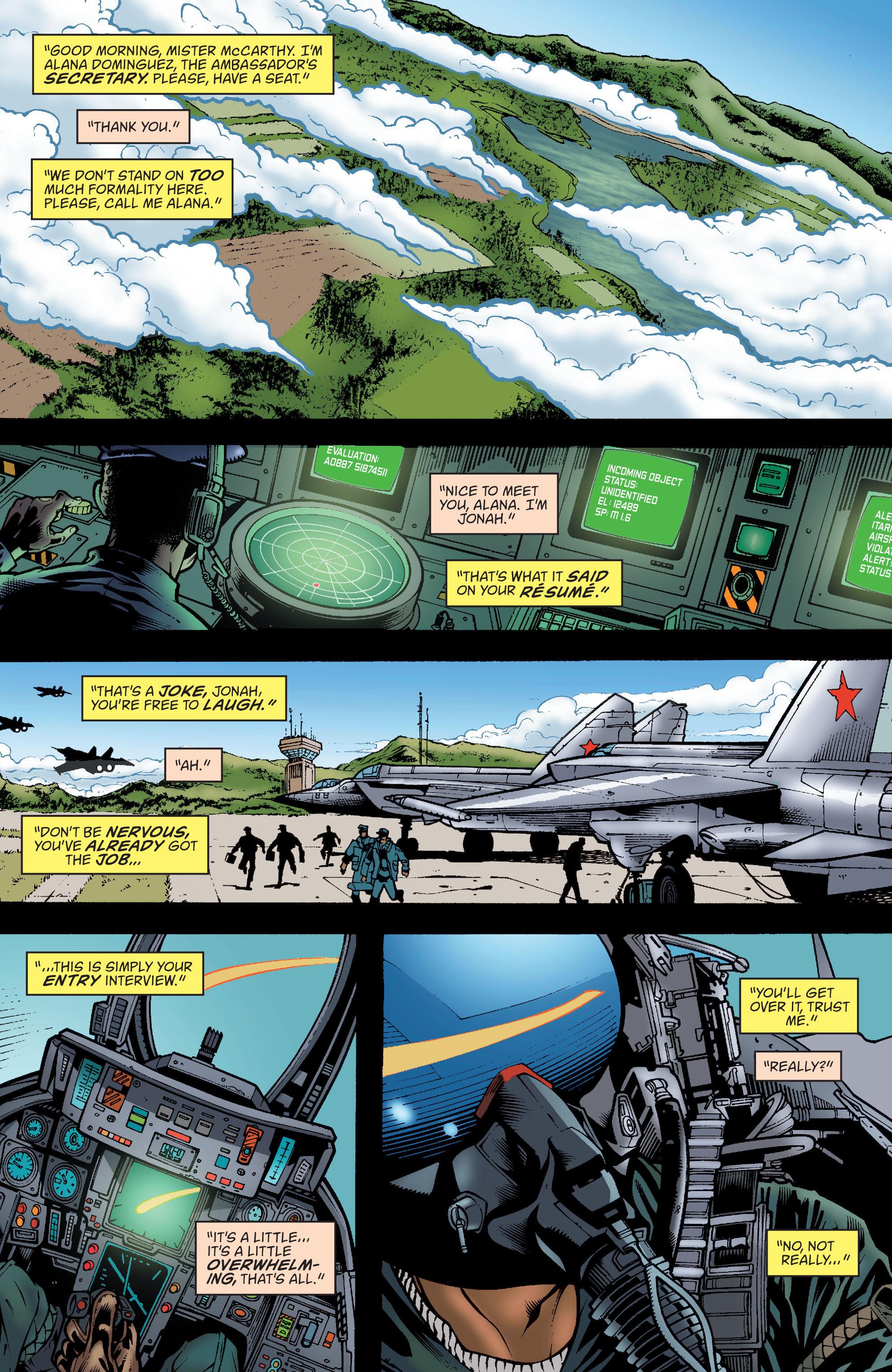 Read online Wonder Woman (1987) comic -  Issue #195 - 2