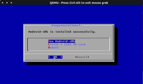 How To Install Android-x86 4 0 Using QEMU On Ubuntu 11 10/12 04