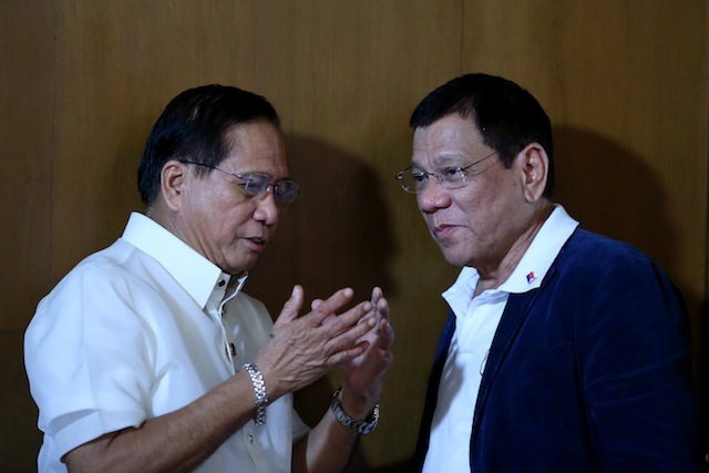 Pres. Rody: all NDFP consultants will be in Oslo talks