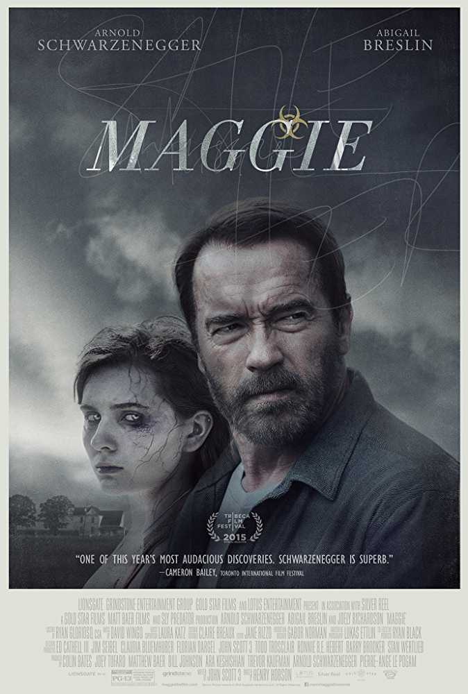 Poster Maggie 2015 Full Movie Download Dual Audio Hindi Free 300Mb