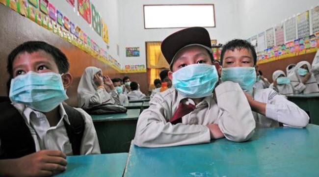 Bahaya Kabut Asap