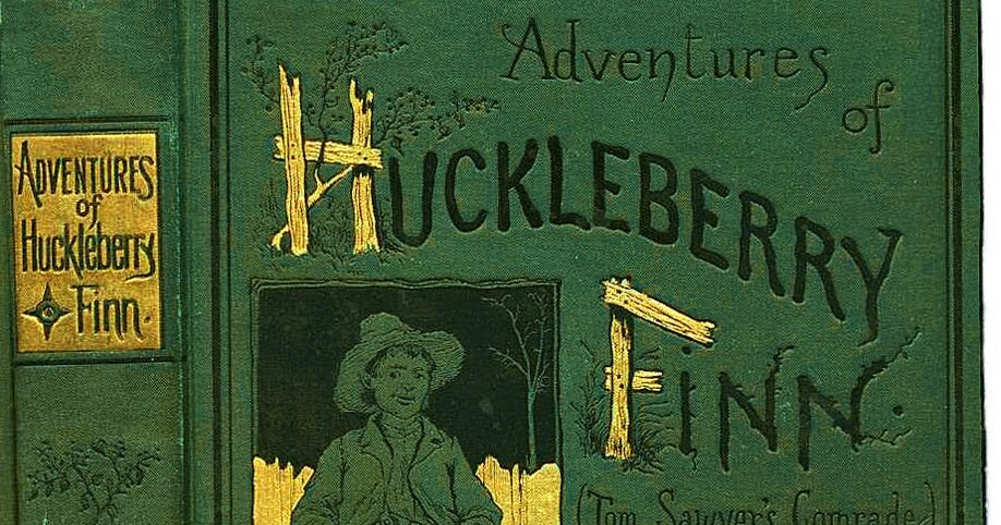 An analysis of the narrative voices in the adventures of huckleberry finn a novel by mark twain