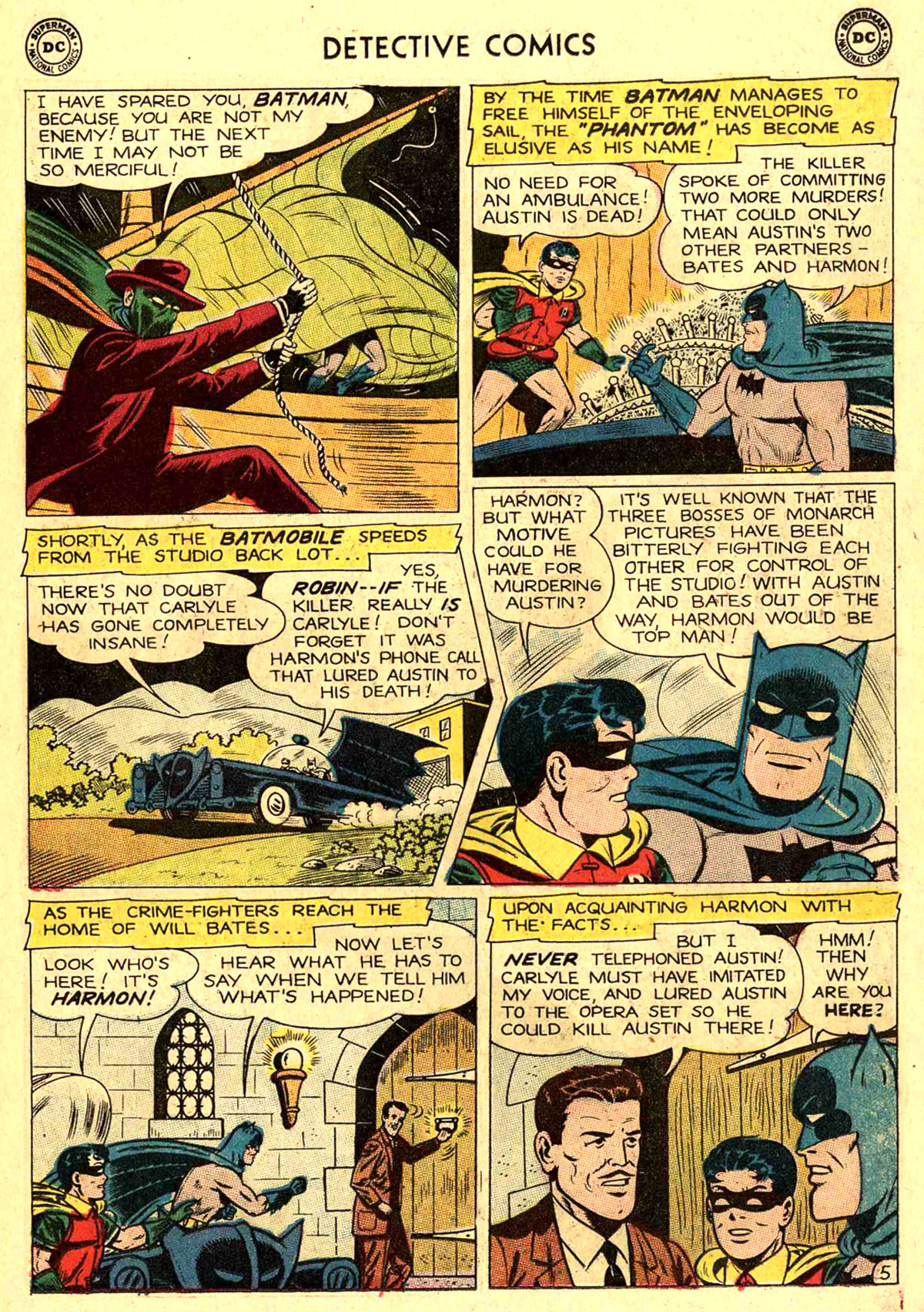 Detective Comics (1937) 314 Page 6