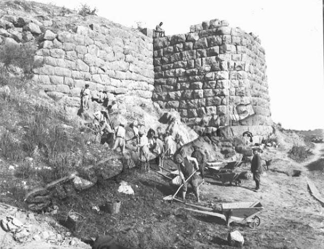 Προοδευτικός Σύλλογος Ναυπλίου «Ο ΠΑΛΑΜΗΔΗΣ» επισκέπτεται την Αρχαία Ασίνη