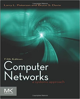 Computer Networks, Fifth Edition: A Systems Approach (The Morgan Kaufmann Series in Networking) 5th Edition