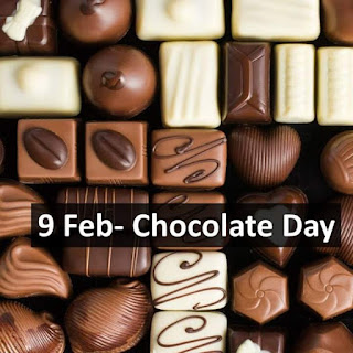9th Feb - Chocolate Day