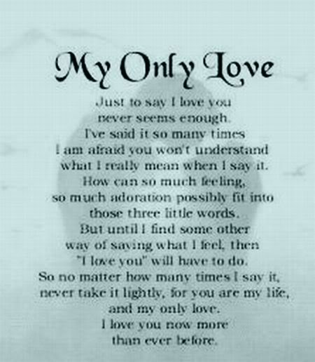 Short Sweet I Love You Quotes: 25+ Valentines Day Short Love Poems