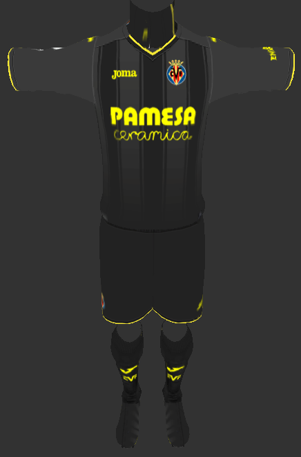 PES 2013 Villarreal 2016-17 Full GDB V.2 (BY ANTONELLI)