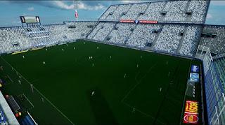 Estadio Jose Amalfitani Formato GDB - Velez Sarsfield Pes 2013