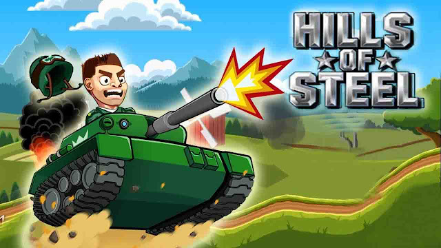 Hills of Steel MOD APK Unlimited Money Images