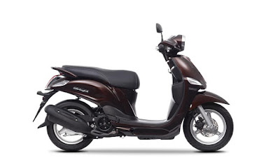Yamaha D'elight Scooter hd image