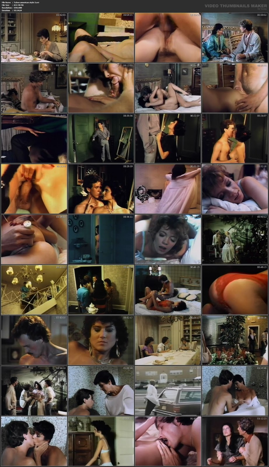 Kay parker 1984 retro gold - 1 part 5