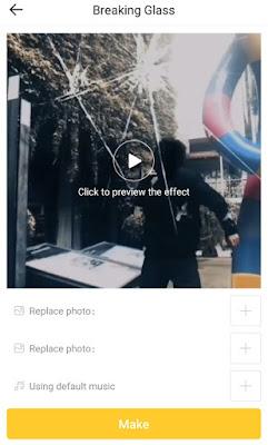 cara edit video dengan biugo