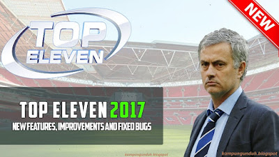 Top Eleven 2017 apk + data Free Download