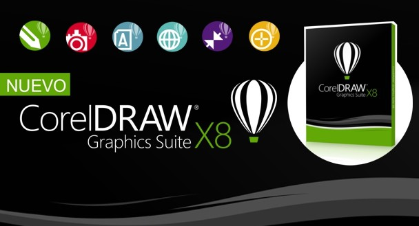 CorelDRAW Graphics Suite X8 is a comprehensive graphics solution that helps you transform your creative energy into artwork that will delight and create lasting impressions across any medium