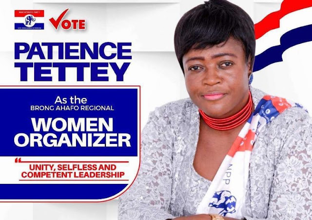 Mrs. Patience Tettey