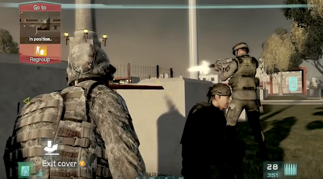 Tom Clancy's Ghost Recon Advanced Warfighter PC Game Download