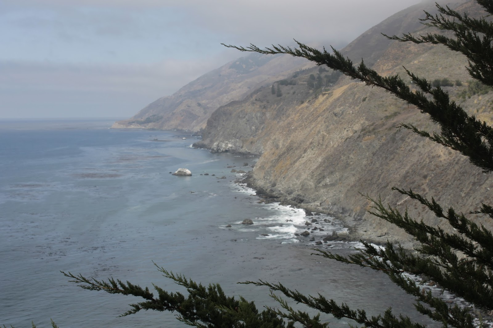 Ragged Point- Big Sur
