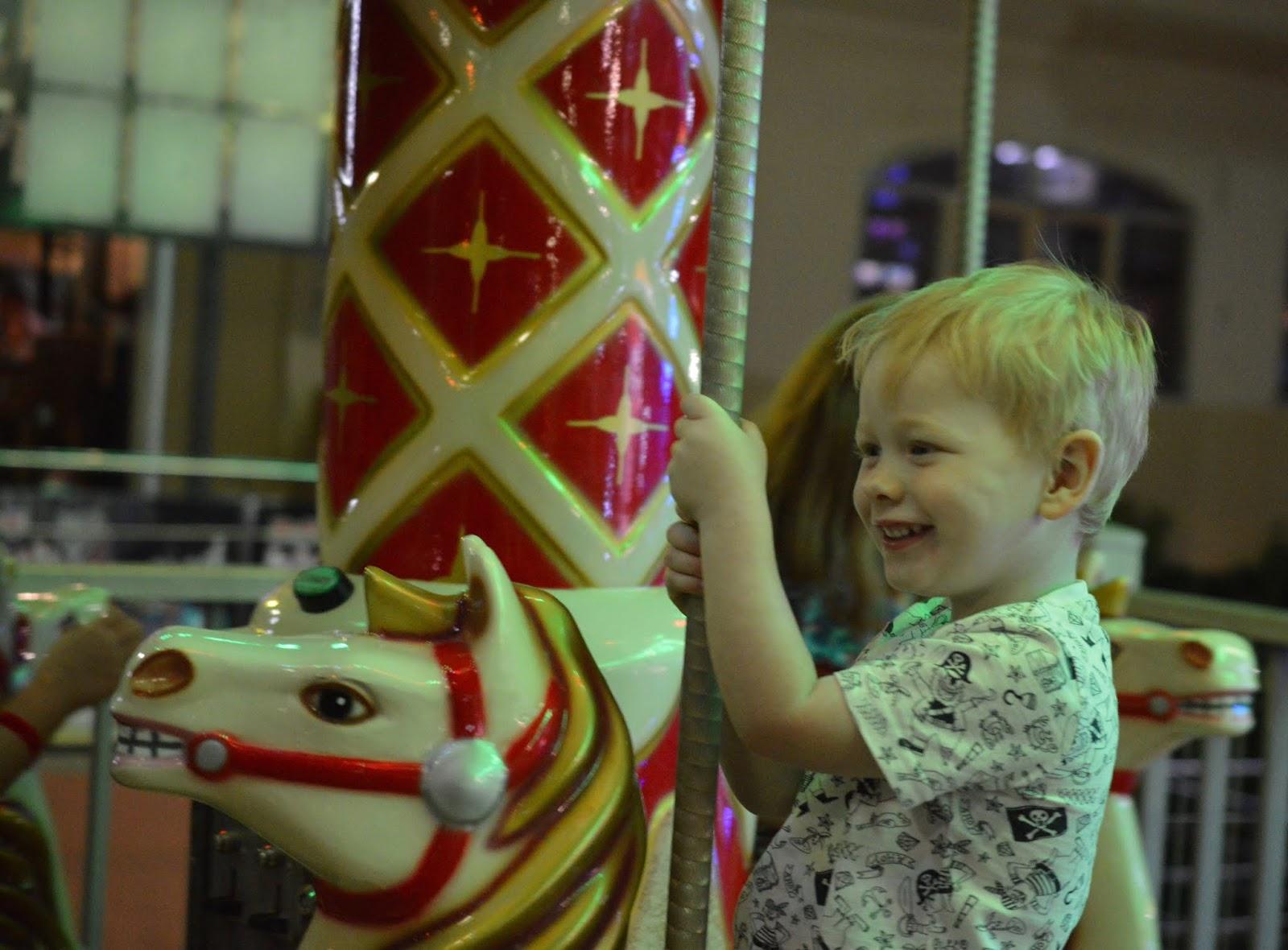 Pirates Village Santa Ponsa | Jet 2 Holidays Review  - children's rides Santa Ponsa