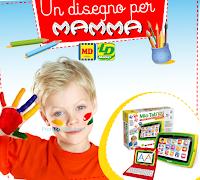 Logo Vinci gratis un Tablet Mio Tab Smart Kid