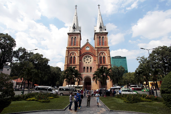 Catedral de Notre Dame de Ho Chi Minh City
