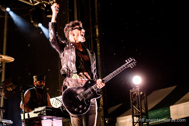 Chromeo at Riverfest Elora Bissell Park on August 20, 2016 Photo by John at One In Ten Words oneintenwords.com toronto indie alternative live music blog concert photography pictures