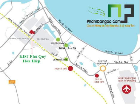 Thông tin dự án Phú Qúy - Hòa Hiệp