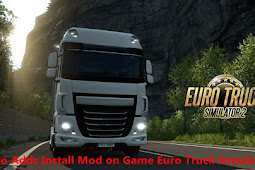 How to install Mods on Euro Truck Simulator 2 Games on a PC Laptop