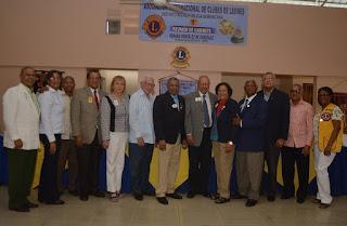 Distrito R-3 de los clubes de Leones RD, llama a sociedad asumir vocación de servicio como prioridad