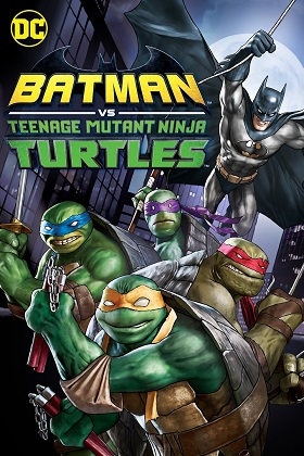 Batman vs Teenage Mutant Ninja Turtles 2019 English 750MB WEB-DL ESubs 720p