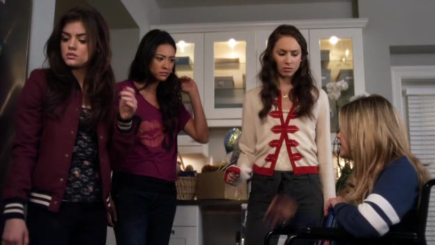 Pretty Little Liars - 1. évad