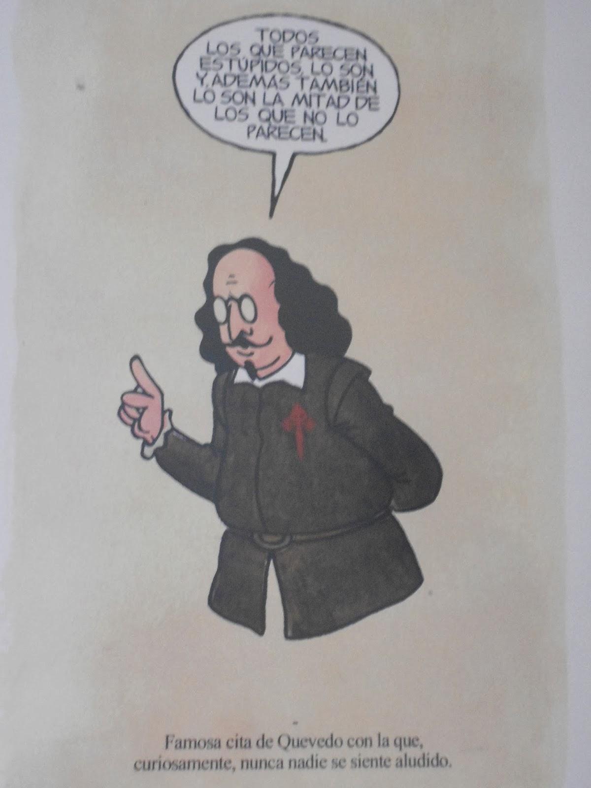Francisco de Quevedo Crea tu propio dibujo