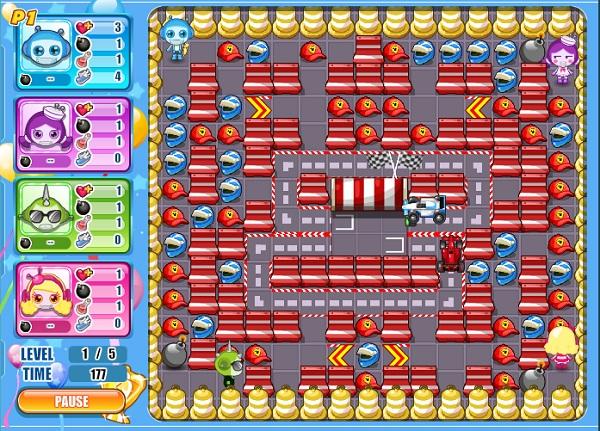 Game Dat Boom It 10 - Chơi nhanh miễn phí trên Cốc Cốc f