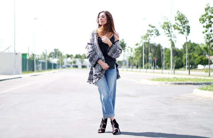 fashion blogger sabrina tassini kaos moda outfit