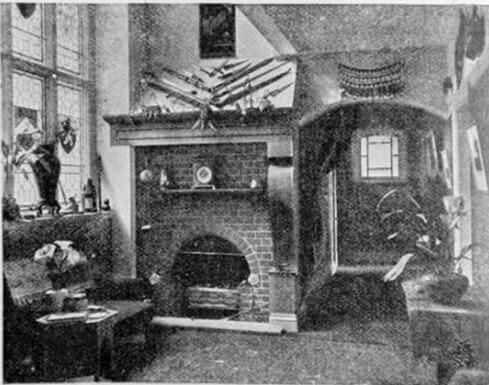 interno della casa