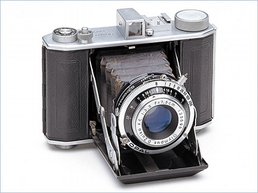 Olympus Chrome Six IIIA (1951)