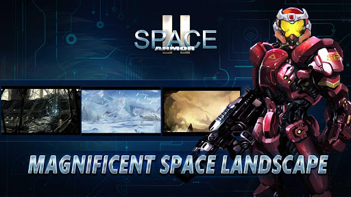 Game Space Armor 2 v1.1.5 Mod Unlimited Gems Money Apk Terbaru for Android