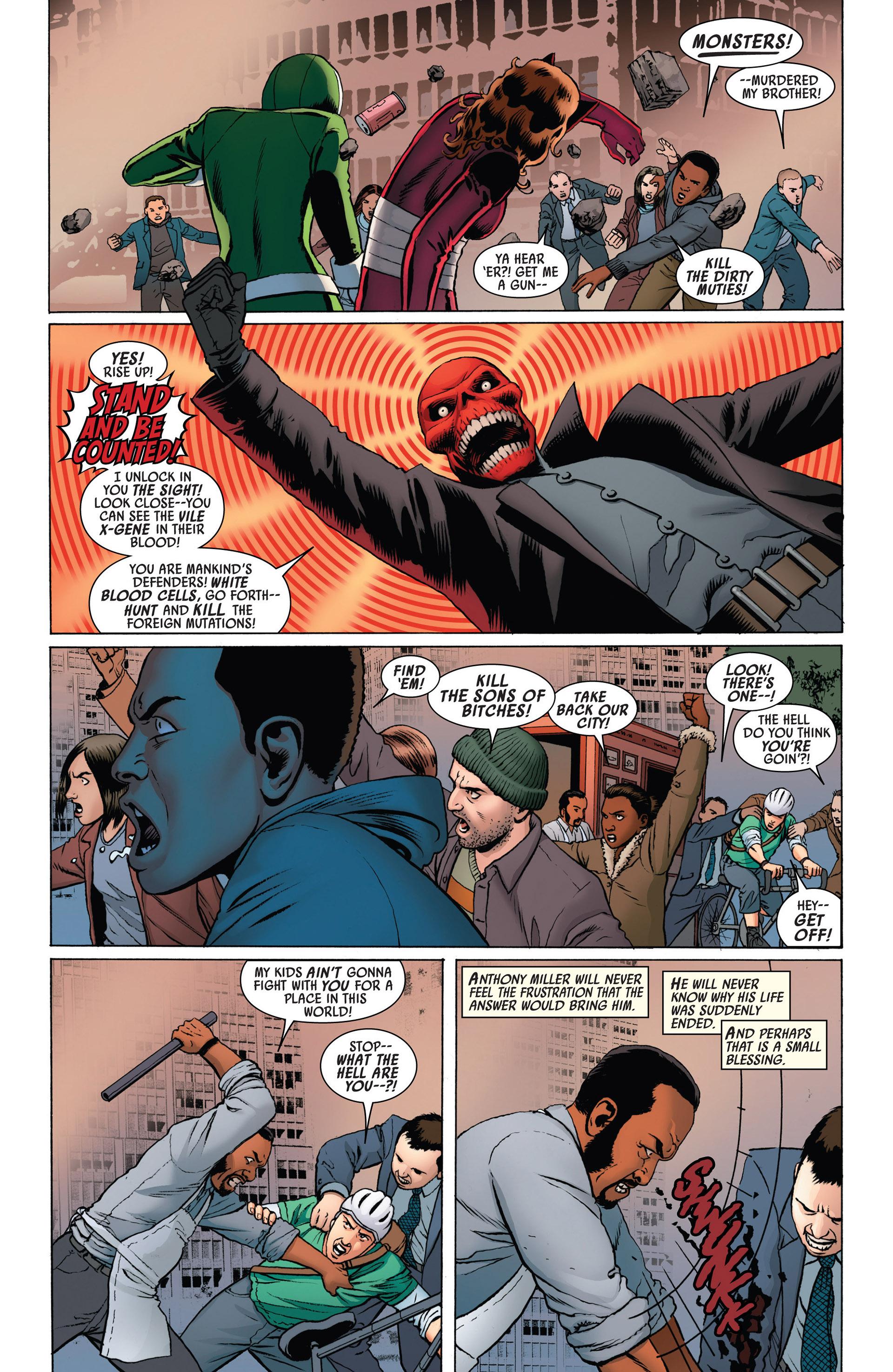 Read online Uncanny Avengers (2012) comic -  Issue #3 - 6