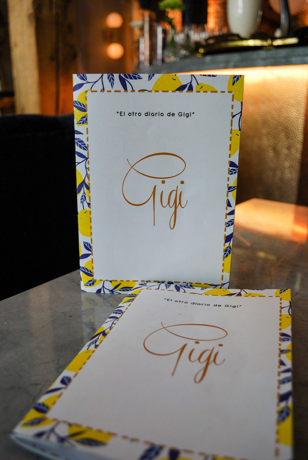 gigi romantic restaurant chamberi luchana madrid