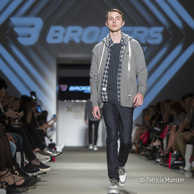 Brokers Jeans at Athens Fashion Week - AXDW