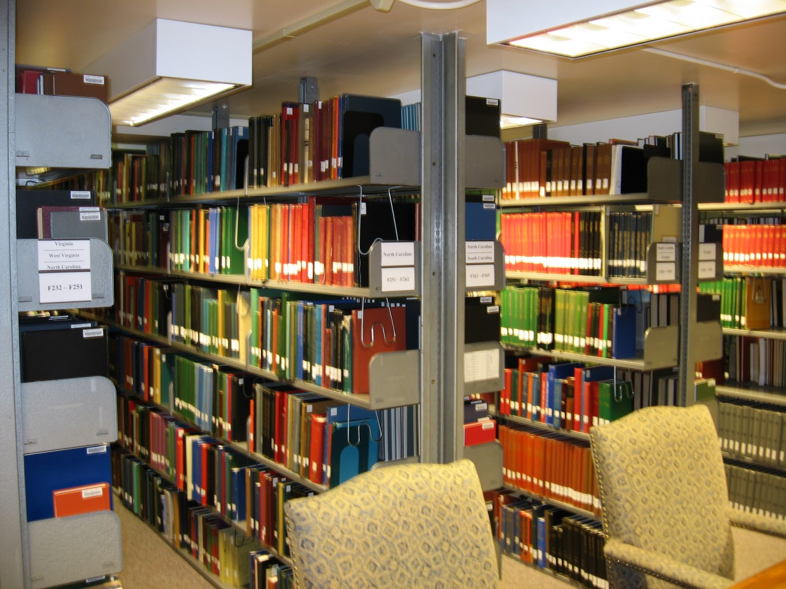 Library & Archives News: The Tennessee State Library and