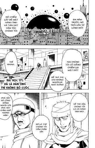 Gintama Chap 171 page 1 - Truyentranhaz.net