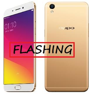 Cara Flashing Oppo F1 Plus Di Android Tanpa PC