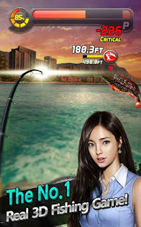 Ace Fishing Wild Catch Mod Apk unlocked